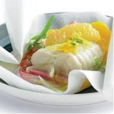 cuisiner un filet de julienne papillotes de julienne aux agrumes recette de cuisine seb
