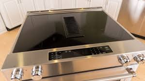 Design Ideas For Gas Cooktop With Downdraft Kitchenaid Kseg950ess Review Cnet Intended For Awesome Residence