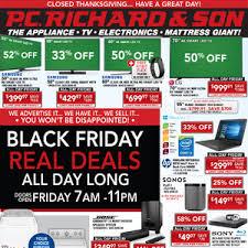 p c richard black friday 2017 ad sale deals blackfriday