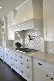 Kitchen Countertop Ideas With White Cabinets 46 Best White Cabinet With Granite Images On Pinterest Cook