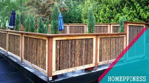 new design 2017 30 creative bamboo fence ideas youtube