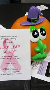 Halloween Breast Cancer Shirts by Dublin High Sophomore Honors His Mother By Organizing