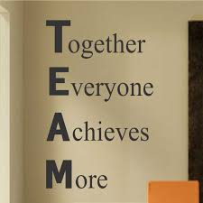 dailyaffrimations http www expansions com inspiration my inspirational vinyl wall lettering definition of team motivate work employees quotes