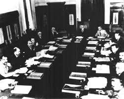 ultimo consiglio dei ministri la transizione costituzionale 1 gennaio 1943 21 giugno 1945
