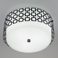 Flush Mount Lighting Fixtures Parker Flush Mount Lamp Modern Lighting Jonathan Adler