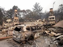 California Wildfire Cat by California Wildfires Destroy Dream Homes Years In The Making