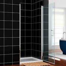 pivot glass door bifold pivot walk in wet room sliding shower door enclosure hinge