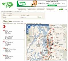 Seattle Wa Zip Code Map by Gigaom Whitepages Com Adds New Business Listings Daily Deals
