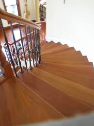 Stairs With Laminate Flooring Custom Stairs Installation Kenosha Wi My Affordable Floors