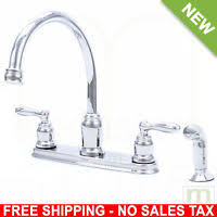 moen ca87528 banbury chrome one handle low arc kitchen moen 87428 banbury chrome two handle lever style kitchen faucet with