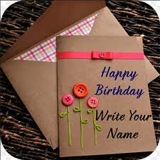 30 best stylish birthday cards maker online with name and photos