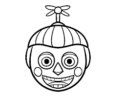 balloon boy coloring pages alltoys