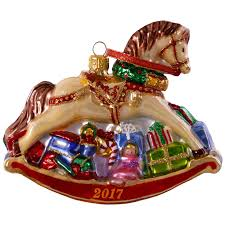 regal rocking premium glass ornament keepsake ornaments