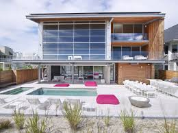 Minimalist Beach House Design by Natural Modern Design Of The Near Beach House Can Be Decor With