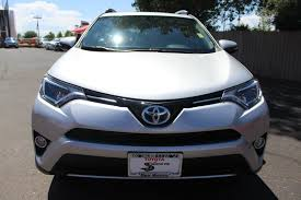 toyota sport utility vehicles certified pre owned 2016 toyota rav4 hybrid xle sport utility