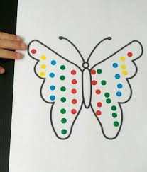 activities butterfly patterns