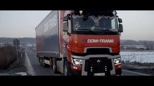 renault trucks defense découvrez le transport longue distance à bord du renault trucks t