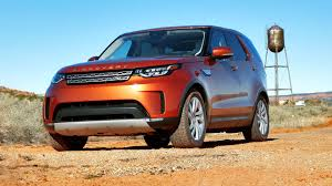 first land rover 2017 land rover discovery first drive review
