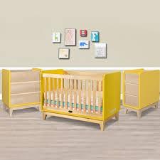 Zutano Crib Bedding Zutano 3 Nursery Set Tivoli Convertible Crib 2 Drawer