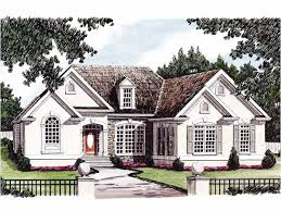 1 story 2188 square foot ready to build house plan from