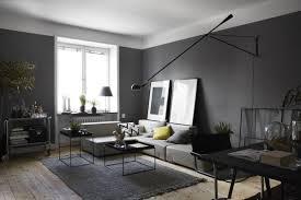 Masculine Dark Apartment Interior Design - Apartment interior designs