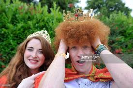 hair conventions 2015 redheads are celebrated at the annual irish redhead convention