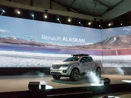 renault alaska renault alaskan concept la futura pick up argentina autocosmos com