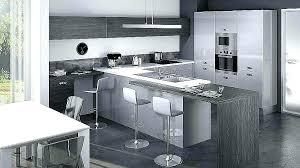 modele cuisine equipee cuisine moderne blanc laquac modele cuisine blanc laque modele
