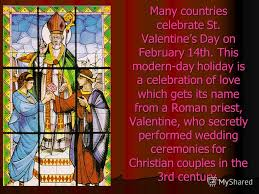 презентация на тему valentines day many countries celebrate st