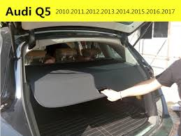 audi q5 cover aliexpress com buy car rear trunk security shield cargo cover