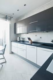 Modern Kitchen Ideas With White Cabinets 78 Best Kitchens Horizontal Doors Images On Pinterest Modern