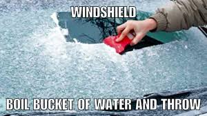 Freezing Meme - winter car care memes and the cost of their consequences