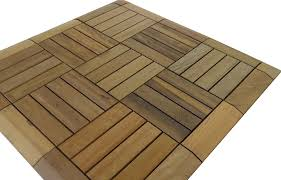 Teak Tiles Mosaic Wood Tiles Traditional Bedroom by Flexdeck Brazilian Hardwood Deck Tile Pet Friendly Interlocking