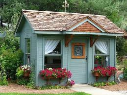 Summer Houses For Garden - 150 best garden shed beauty room images on pinterest home
