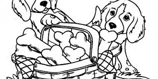 cute dog colouring pages 859715 coloring pages free 2015