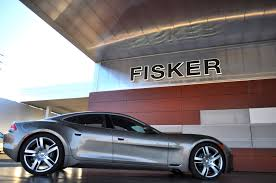 fisker karmas catch fire after being submerged by hurricane sandy