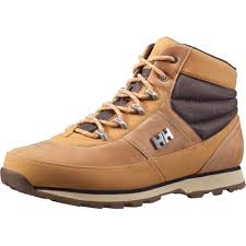 helly hansen mens woodlands waterproof leather winter casual boots