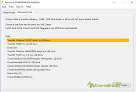 cara membuat bootable xp pada flashdisk wintoflash pro 1 11 0000 final terbaru kuyhaa me
