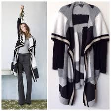 trouve sweater trouve trouve patchwork cardigan from s closet on