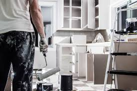 painting kitchen cabinets using deglosser painting kitchen cabinets 7 tips for a successful project