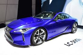 lexus lc 500 h concept lexus lc500h at geneva full details and engine spec revealed