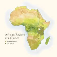 Southern Africa Map Which African Region Should I Visit Micato Safaris