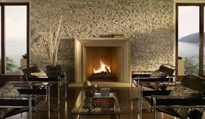 rustic stone fireplace home decorating interior design bath