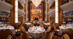 Royal Dining Room by Group Dining Options Royal Caribbean Incentives