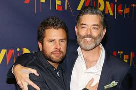 james roday and maggie lawson 2015 james roday timothy omundson pictures photos images zimbio