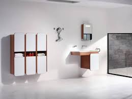 modern bathroom wall mounted storage cabinets wall mounted