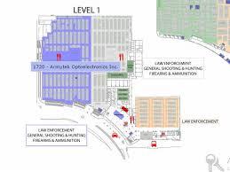 sands expo floor plan shot show 2015