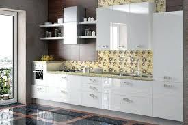 cuisine laque blanc meuble cuisine laque blanc laqu peinture peindre meuble cuisine