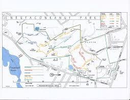 Harold Parker State Forest Map by Hikinginrimap