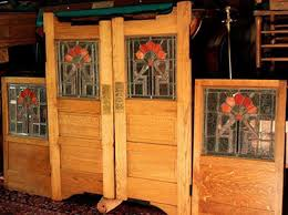 antique stained glass doors for sale antique saloon doors and accessories
